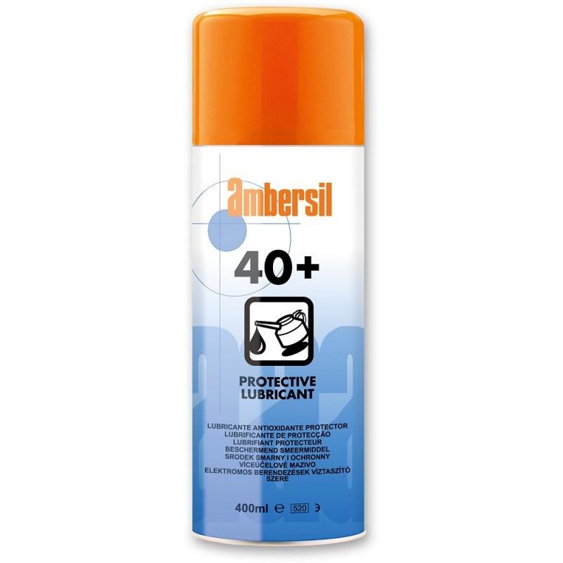 AMBERSIL 40+ - środek smarujący i luzujący
