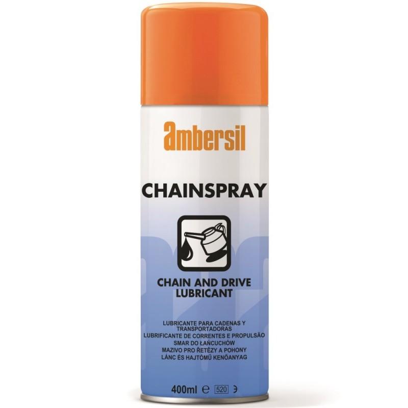 Chainspray dedykowany smar do napędów łańcuchowych.