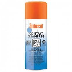 Contact Cleaner FG środek czyszczący klasy spożywczej do urządzeń elektrycznych i elektronicznych.