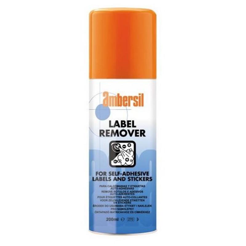 Label Remover preparat do usuwania etykiet samoprzylepnych