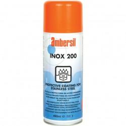 INOX 200 powłoka kryjąca i ochronna dla stali nierdzewnej