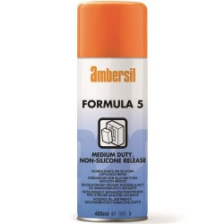 Formula 5 bezsilikonowy, uniwersalny środek rozdzielający - suchy