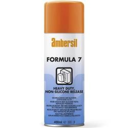Formula 7 uniwersalny, bezsilikonowy środek rozdzielający - mokry