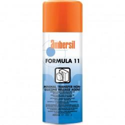 Formula 11 bezsilikonowy, suchy, ultra cienki środek rozdzielający do form wtryskowych.