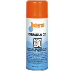 Formula 20 - bezsilikonowy środek do form wtryskowych.