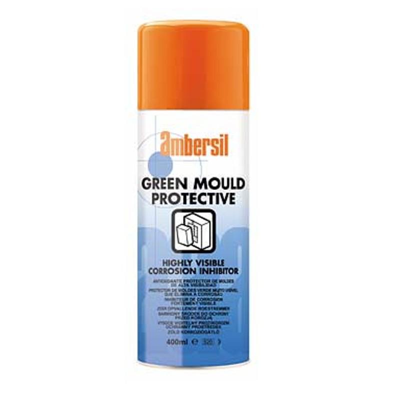 Green Mould Protective zabezpiecza powierzchnię formy wtryskowej przed korozją.