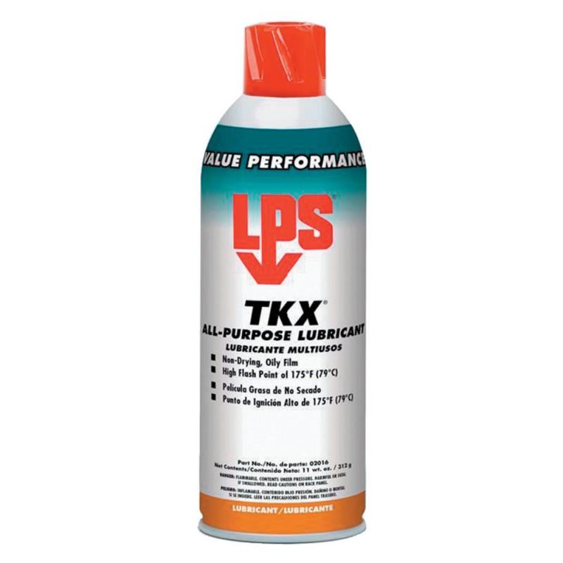 lps-tkx smar penetrujacy. Zobacz również: LPS Precision Clean; LPS KB88; LPS A-151; LPS TKX; LPS LST; smar wysokotemperaturowy;