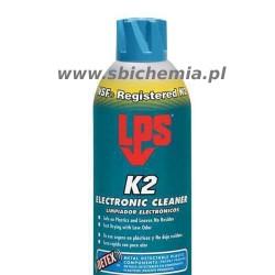 LPS K2 Środek do czyszczenia z topników i brudu elektrycznych urządzeń.