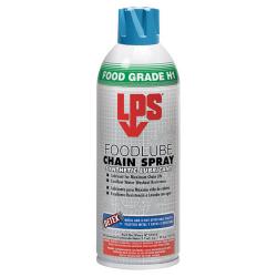 LPS FOODLUBE Chain Spray - syntetyczny smar do łańcuchów.