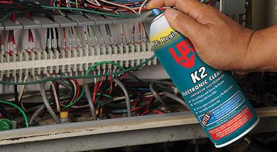 Preparat do czyszczenia elektroniki