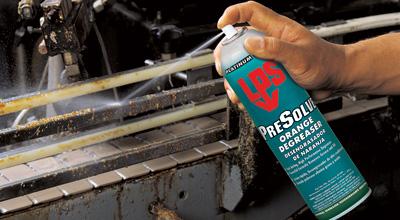 lps pre solve odtłuszczacz i rozpuszczalnik